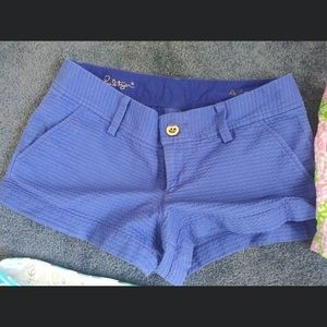 ADORABLE Lily Pulitzer Shorts Size 4